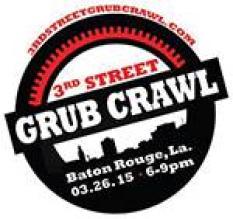 3rd Street Grub Crawl