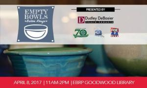 Empty Bowls and Strike Out Hunger