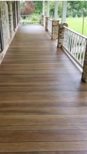 WOOD LOOK WALKWAY