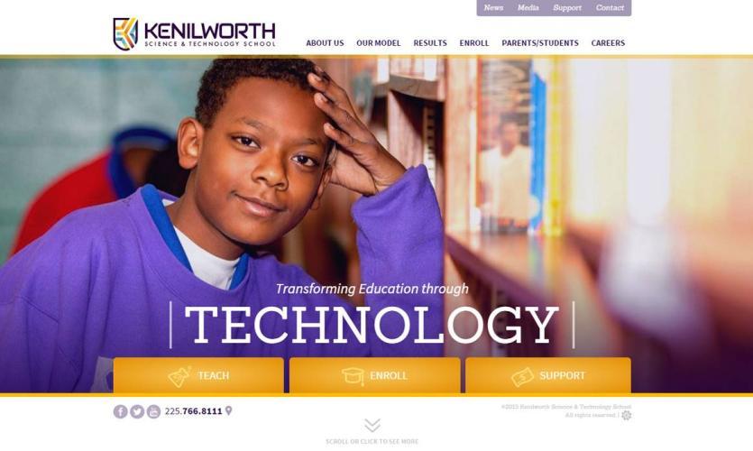 ken_site Website Home