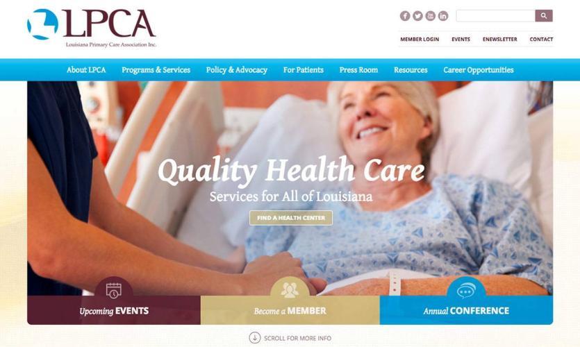 lpca Website Home