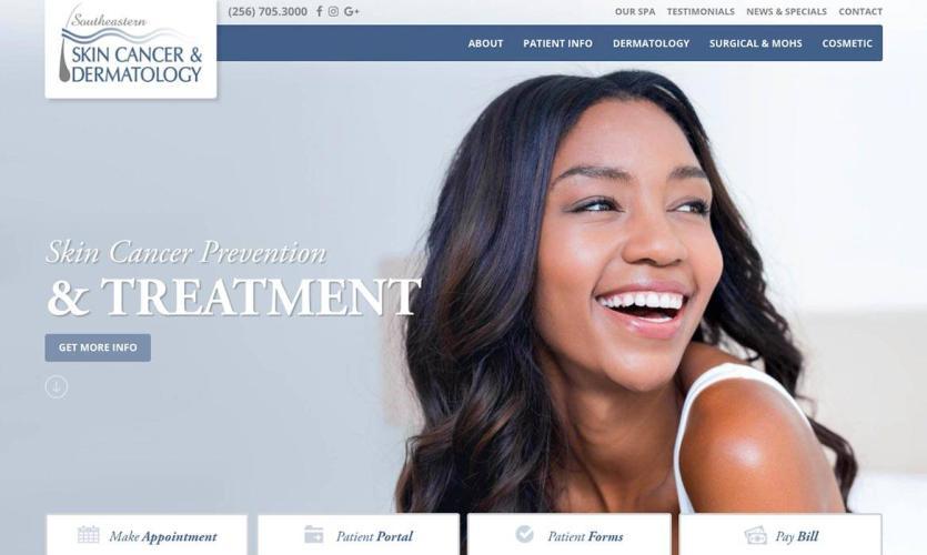 sederm Website Home