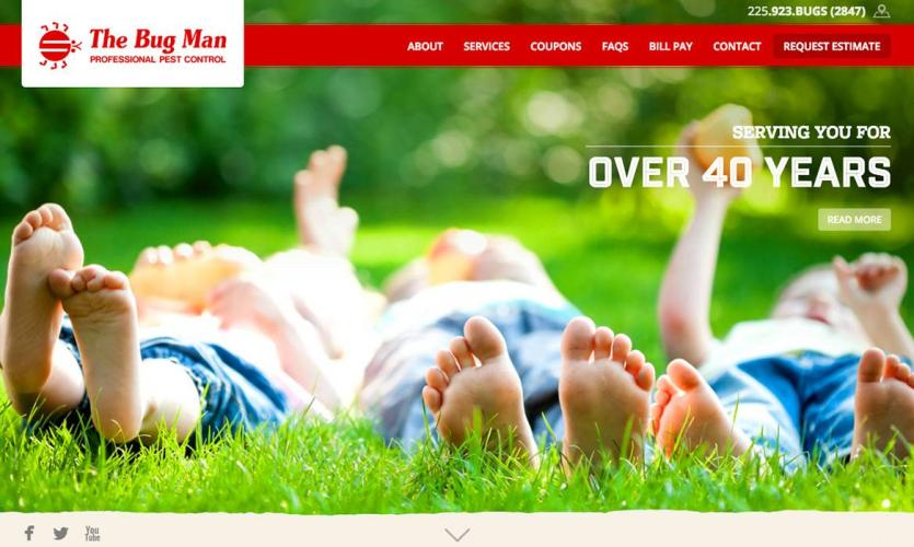 bugman_site Website Home