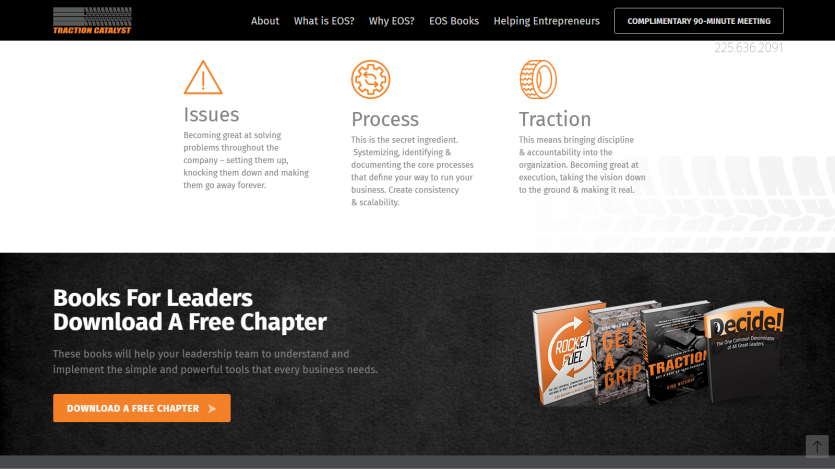 traction Website 2