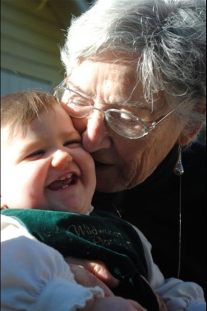 CRG & Great Grandma Doseff