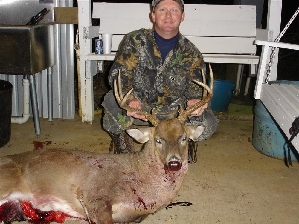 dd-may's 278lb buck