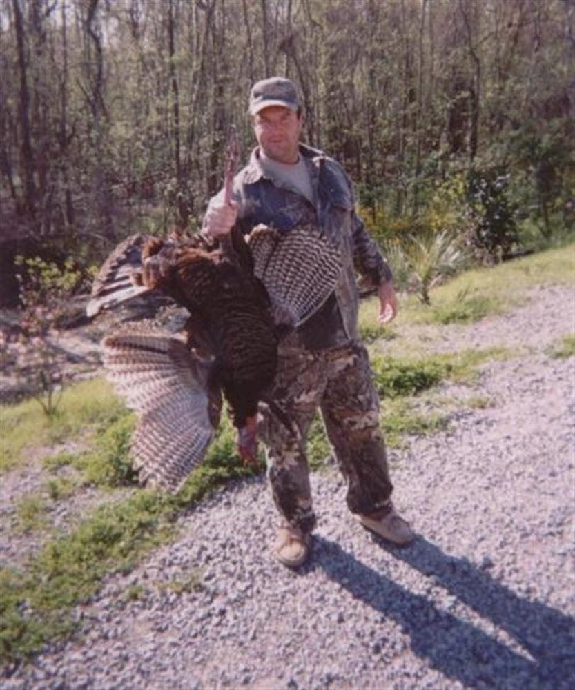 glynn's 1st turkey