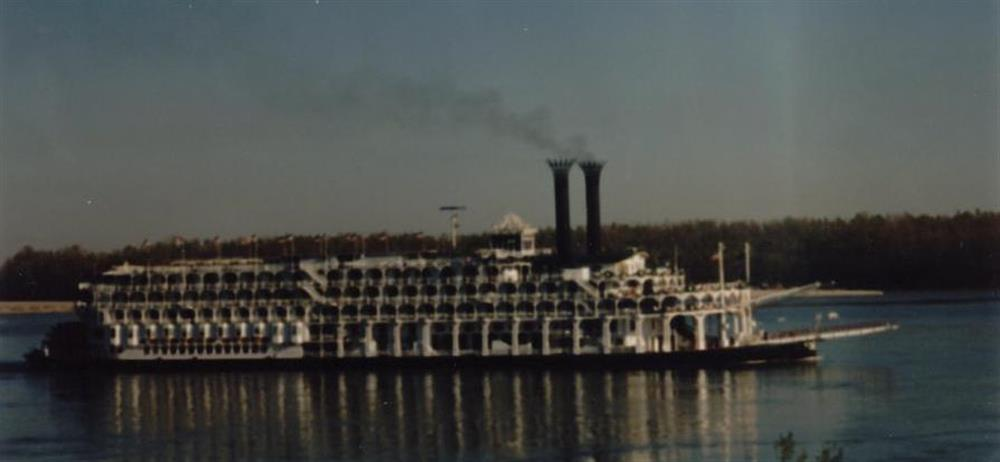 Mississippi River Queen
