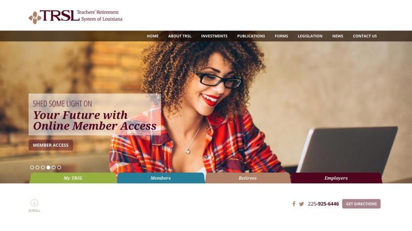 trsl Website Home